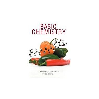 Basic Chemistry Plus MasteringChemistry with eText -- Access Card Package (3rd Edition), Used Book (9780321706164)