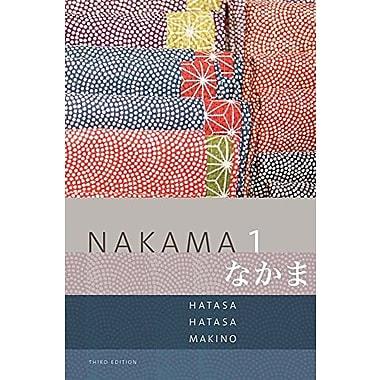 Bundle: Nakama 1: Japanese Communication, Culture, Context, (9781305126107)