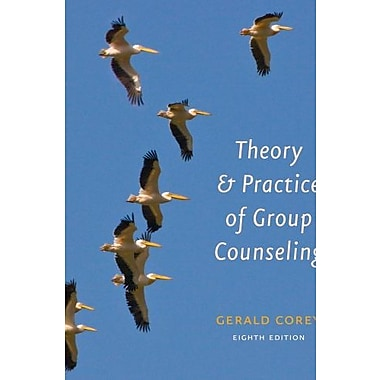 Bundle: Theory and Practice of Group Counseling, 8th + Student Solutions Manual (9781111879242)