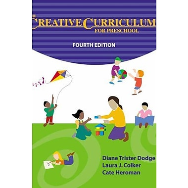 Creative Curriculum for Preschool- Spanish Edition, New Book (9781879537743)