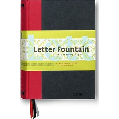 Letter Fountain, New Book (9783836525091)