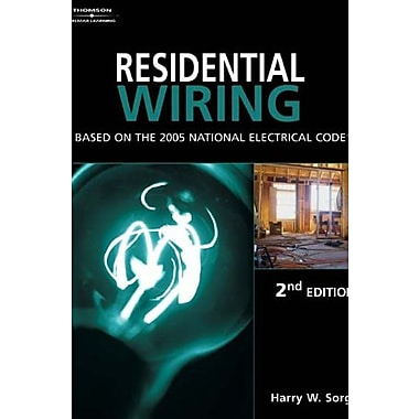 Residential Wiring: Based On The 2005 National Electric Code, New Book (9781401878665)