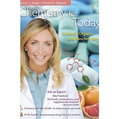 Chemistry for Today: General Organic and Biochemistry, Hybrid Edition, Used Book (9781285185972)