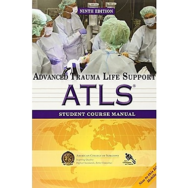 Atls Student Manual, Used Book (9781880696026)
