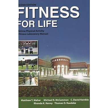 Fitness For Life, Used Book (9781599843544)
