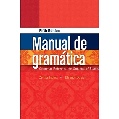 Bundle: Manual de gramAitica, 5th + iLrn(TM) Printed Access Card, New Book (9781133218760)