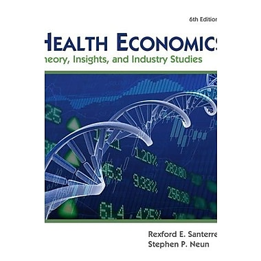 Health Economics (Book Only) (9781111822743)