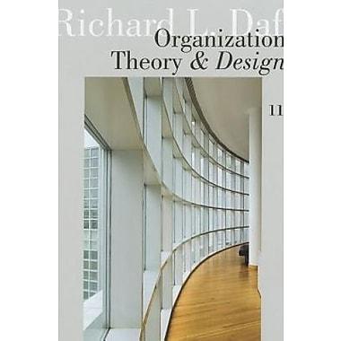 Ie Organiztn Theory Design 11E (9781111989620)