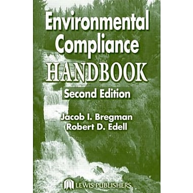 Environmental Compliance Handbook, New Book (9781566705653)