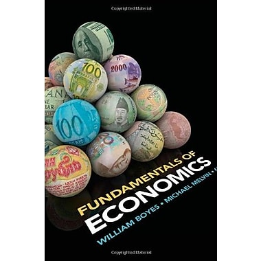 Fundamentals of Economics, (9781133956105)