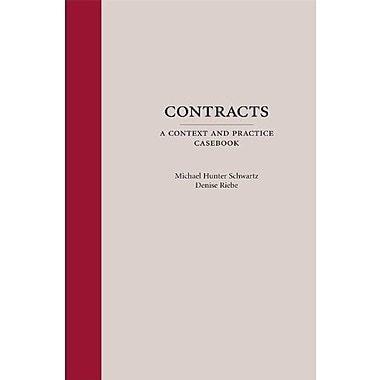 Contracts: A Context and Practice Casebook, New Book (9781594606403)
