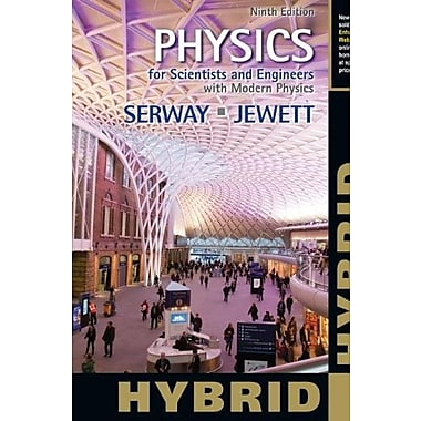 Physics for Scientists and Engineers with Modern Physics, Hybrid, Used Book (9781133953982)