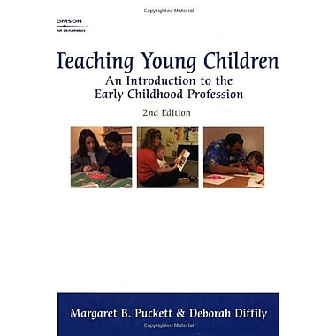 Teaching Young Children: An Introduction to the Early Childhood Profession, New Book (9781401825836)