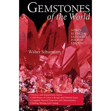 Gemstones of the World: Newly Revised & Expanded Fourth Edition, Used Book (9781402768293)