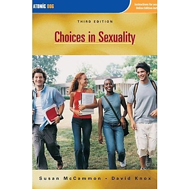 Choices in Sexuality, Used Book (9781592602650)
