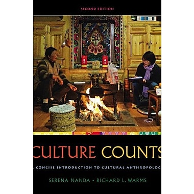 Bundle: Cengage Advantage Books: Culture Counts: A Concise Introduction to Cultural Anthropology, Used Book (9781133224860)