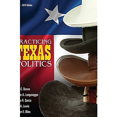 Practicing Texas Politics (Text Only), Used Book (9781133610601)