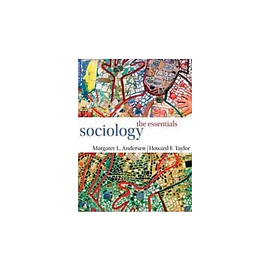 Sociology: The Essentials, New Book (9781111831561)