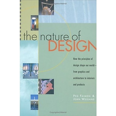 The Nature of Design, Used Book (9781581804782)