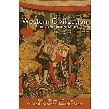 Western Civilization: Beyond Boundaries, New Book (9781133602712)