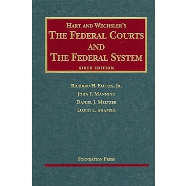 The Federal Courts and the Federal System, 6th Edition (English and English Edition), Used Book (9781599413426)
