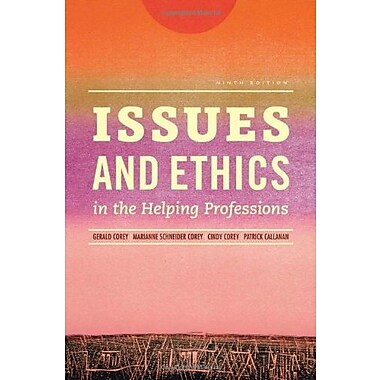 Issues and Ethics in the Helping Professions (Book Only), Used Book (9781285464671)