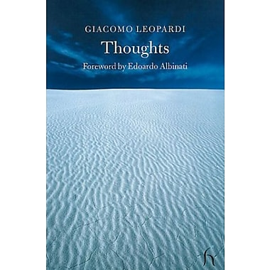 Thoughts (Hesperus Classics), Used Book (9781843910121)