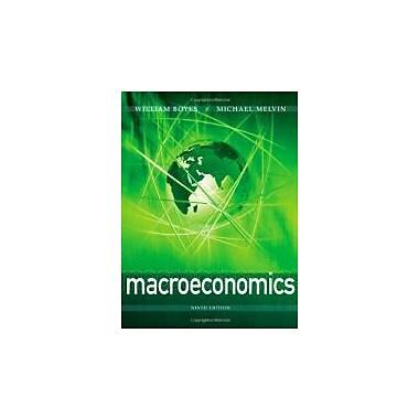 Macroeconomics, Used Book (9781111826147)
