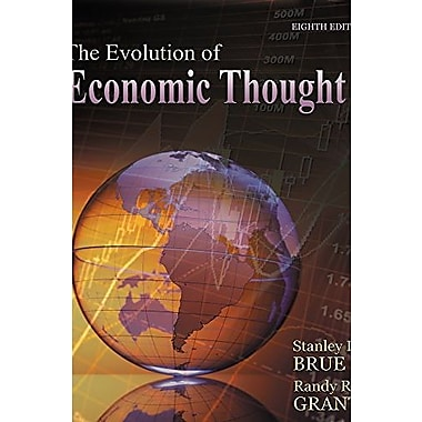 The Evolution of Economic Thought (9781111823689)