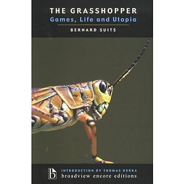 The Grasshopper: Games, Life and Utopia, Used Book (9781551117720)