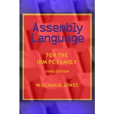 Assembly Language for the IBM PC Family (3rd Edition), Used Book (9781576760581)