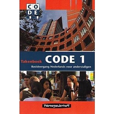 Code 1 Takenboek - Student Book, Used Book (9789006811100)