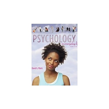 Psychology in Everyday Life, Used Book (9781429263948)