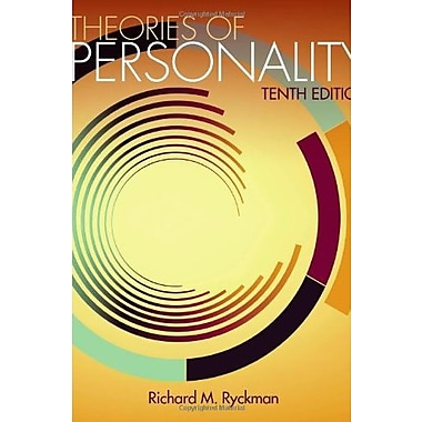 Theories of Personality (9781111830663)