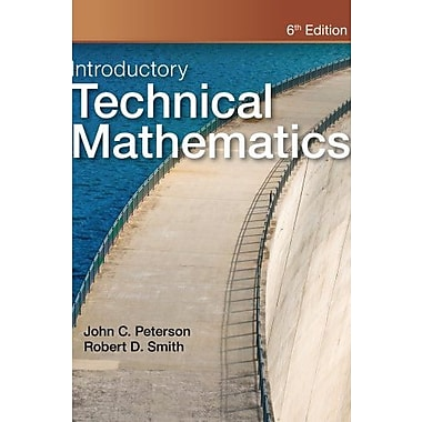 Introductory Technical Mathematics, New Book (9781111542016)