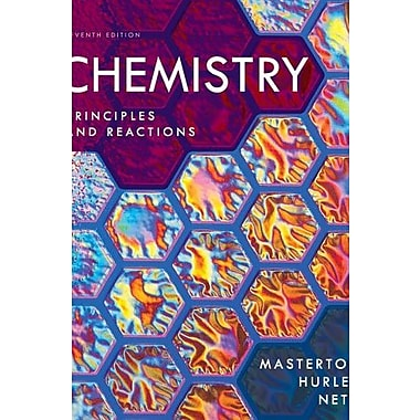Bundle: Chemistry: Principles and Reactions, 7th + OWL eBook (24 months) Printed Access Card (9781133164210)