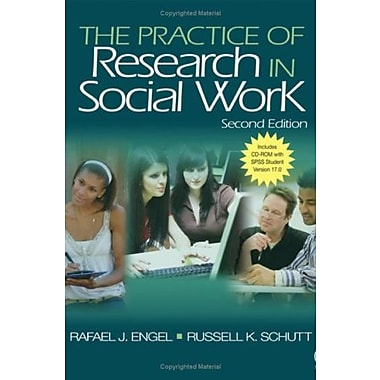 The Practice of Research in Social Work, New Book (9781412968928)
