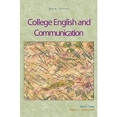 College English and Communication with OLC Premium Content Card, (9780073317939)