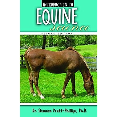 Introduction to Equine Science, New Book (9781465202406)