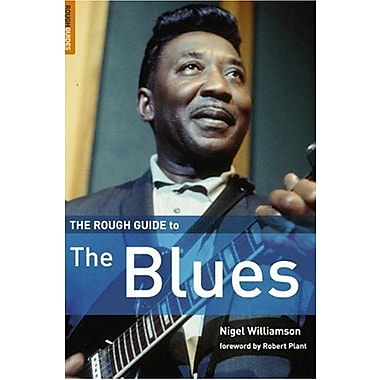 The Rough Guide to Blues 1 (Rough Guide Reference), Used Book (9781843535195)