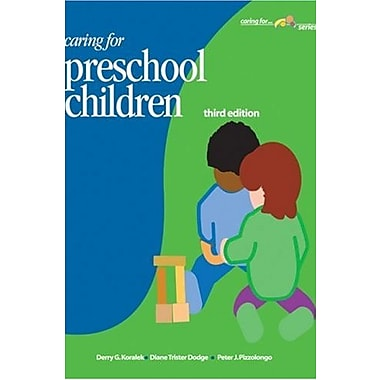 Caring For Preschool Children, Used Book (9781879537750)