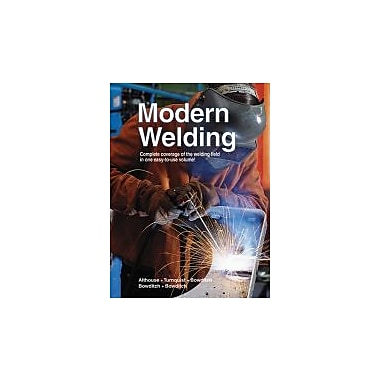 Modern Welding, New Book (9781566379878)