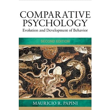 Comparative Psychology: Evolution and Development of Behavior, 2nd Edition, New Book (9781841694597)