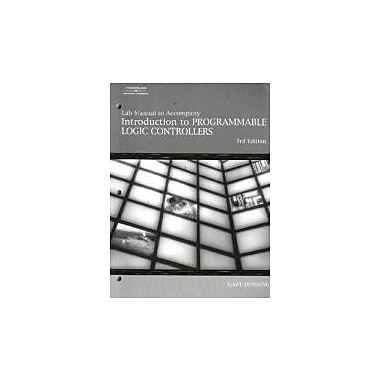 Rockwell Lab Manual for Dunning's Intro to Programmable Logic Controllers, 3rd, Used Book (9781401884277)