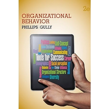 Organizational Behavior: Tools for Success, Used Book (9781133953609)