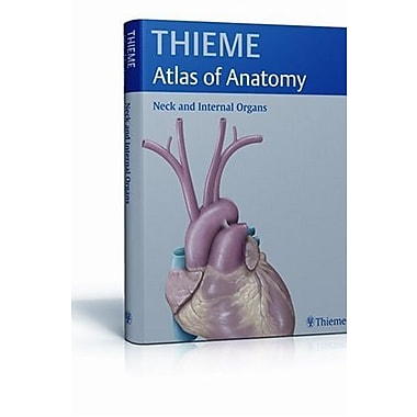 Neck and Internal Organs (THIEME Atlas of Anatomy), New Book (9781588904430)