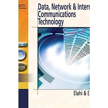 Data, Network, & Internet Communications Technology (9781401872694)