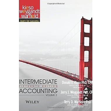 Intermediate Accounting (Volume 2), New Book (9781118147283)