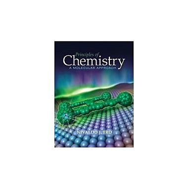Principles of Chemistry: A Molecular Approach with MasteringChemistry, Used Book (9780321630773)