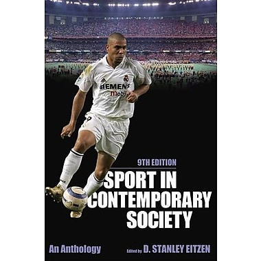 Sport in Contemporary Society, 9th Edition, New Book (9781612050324)